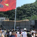 RED SPIDER無料イベント今年も泉州に!ZUM ZUM inときめきビーチ場所、日時は?
